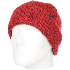 Шапка женская Billabong Snow Flake Dream Poppy Red