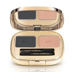 DOLCE & GABBANA MAKE UP Двухцветные тени для век Smooth Eye Colour Duo № 110 STROMBOLI