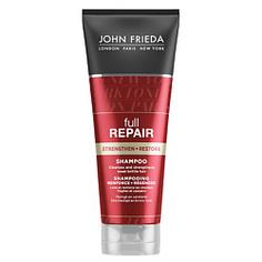 JOHN FRIEDA Укрепляющий + восстанавливающий шампунь для волос Full Repair 250 мл