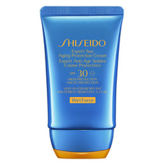 SHISEIDO Expert Sun Солнцезащитный антивозрастной крем SPF30 50 мл
