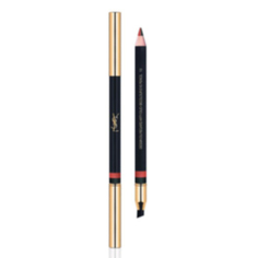 YSL Cтойкий карандаш для контура глаз с двойным грифелем Dessin Du Regard Arty Duo № 10 Orange Graffiti, 1.25 г Yves Saint Laurent