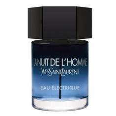 YSL La Nuit De LHomme Eau Electrique Туалетная вода, спрей 60 мл Yves Saint Laurent