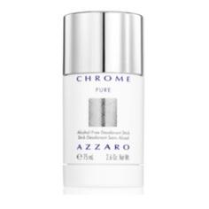 AZZARO Дезодорант-стик Chrome Pure Парфюмированный дезодорант-стик 75 мл