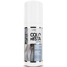 L`OREAL Красящий спрей для волос Colorista Spray Мятный, 75 мл LOreal Paris
