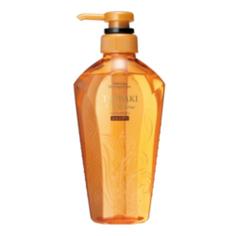 TSUBAKI Восстанавливающий шампунь для поврежденных волос с экстрактом масла камелии 450 мл