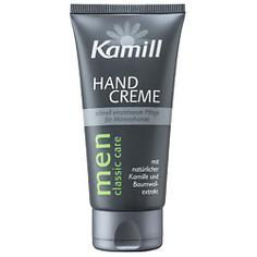 KAMILL Крем для рук для мужчин с экстрактами хлопка и ромашки 75 мл