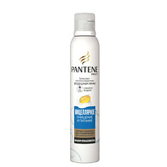 PANTENE Бальзам-ополаскиватель Воздушная Пенка Мицеллярное очищение и питание 180 мл