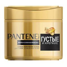 PANTENE Маска для волос Густые и крепкие 300 мл