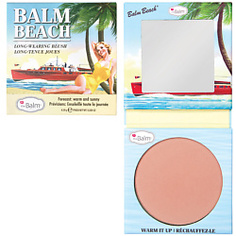 THE BALM Румяна для лица Balm Beach 6,35 г