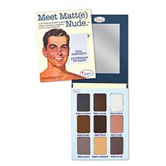 THE BALM Палетка теней Meet Matt(e) Nude 25,5 г