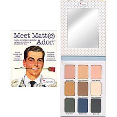 THE BALM Палетка теней Meet Matt(e) Ador 21,6 г