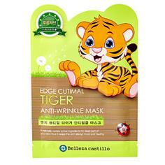 BELLEZA CASTILLO Маска для лица против морщин Tiger 25 г