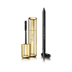 GUERLAIN Набор средств для макияжа глаз Intense look № 01 Noir, 8.5 г, № 01 Black Jack, 0.5 г