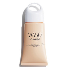 SHISEIDO Смарт-крем: увлажнение и ровный тон WASO 50 мл