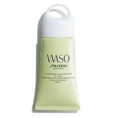 SHISEIDO Смарт-крем: увлажнение и ровный тон, без содержания масел WASO 50 мл