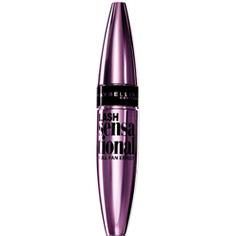 """MAYBELLINE Тушь для ресниц """"Lash Sensational Limited Edition"""", веерный объем черная, 9,5 мл"""