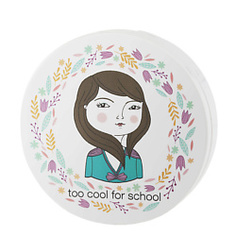 TOO COOL FOR SCHOOL Пудра компактная PHOTOREADY PACT Light Beige 10 г