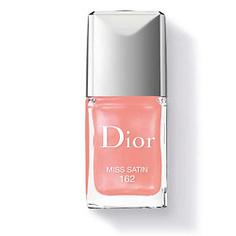 DIOR Лак Dior Vernis № 162 Miss Satin, 10 мл