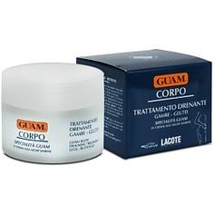 GUAM Крем для ног с дренажным эффектом 200 мл
