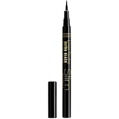 BOURJOIS Подводка FEUTRE SLIM № 17 ULTRA BLACK 0,8 мл
