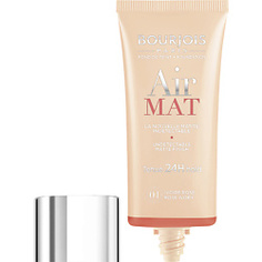 BOURJOIS Тональный крем AIR MAT-FOUND DE TEINT № 1 IVOIRE ROSE 30 мл