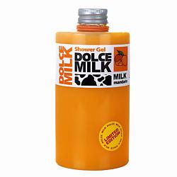 DOLCE MILK Гель для душа Молоко и мандарин 300 мл