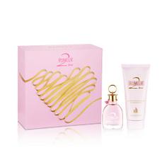 LANVIN Подарочный набор Rumeur 2 Rose Парфюмерная вода, спрей 50 мл + Лосьон для тела 100 мл