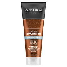 JOHN FRIEDA Увлажняющий шампунь для защиты цвета темных волос Brilliant Brunette COLOUR PROTECTING 250 мл
