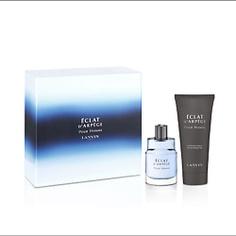 LANVIN Подарочный набор Eclat Darpege Pour Homme Туалетная вода, спрей 50 мл + гель для душа 100 мл