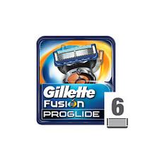 GILLETTE Сменные кассеты Gillette Fusion ProGlide 6 шт.