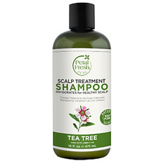 PETAL FRESH Шампунь для волос с экстрактом чайного дерева 475 мл