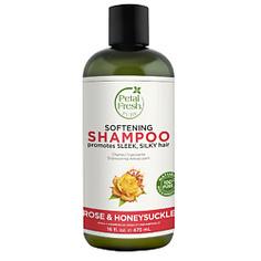 PETAL FRESH Шампунь для волос с экстрактами розы и жимолости 475 мл