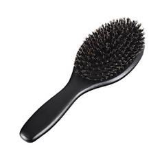 ЛЭТУАЛЬ Щетка для волос массажная с натуральной щетиной полупрофессиональная 1шт
