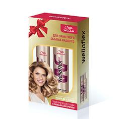 WELLA Набор средств для волос для экстрасильной фиксации 250 мл + 200 мл