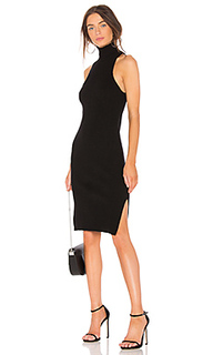 Платье с воротником-водолазка leah - 360CASHMERE