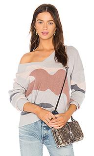 Камуфляжный свитер zuleika - 360CASHMERE
