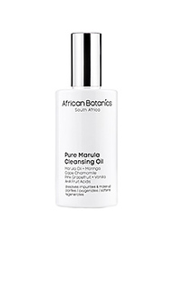 Чистое масло марулы для очищения лица - African Botanics