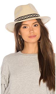 Шляпа федора fiona ii - Brixton