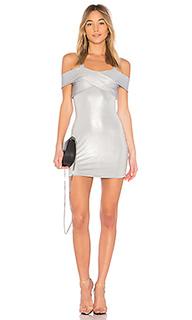 Облегающее мини-платье evie - by the way.