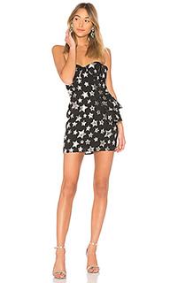Мини платье strapless bow - For Love & Lemons