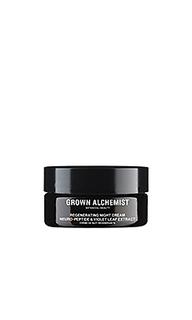 Восстанавливающий ночной крем - Grown Alchemist