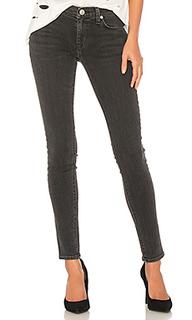 Джинсы скинни krista super - Hudson Jeans