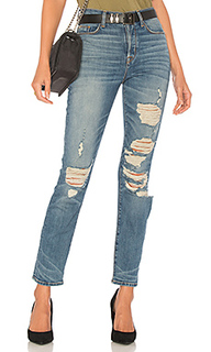 Прямые джинсы zoeey highrise - Hudson Jeans