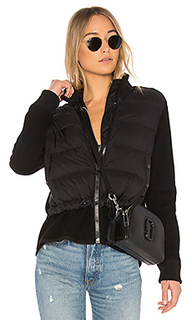 Куртка с длинным рукавом mixed media - James Perse
