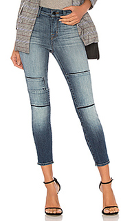 Укороченные узкие джинсы alana high rise - J Brand