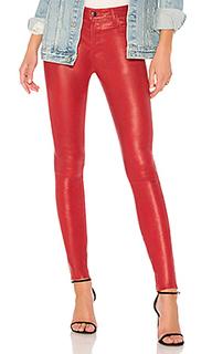 Кожаные брюки maria - J Brand