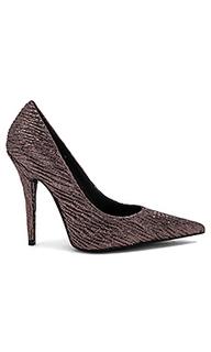Туфли с металлическим каблуком ikon 2 - Jeffrey Campbell