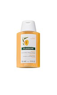 Шампунь с маслом манго в тревел-формате - Klorane