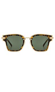 Солнцезащитные очки rebellion - Karen Walker