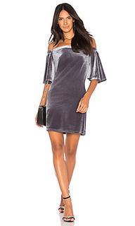 Платье с открытыми плечами sophie - LA Made